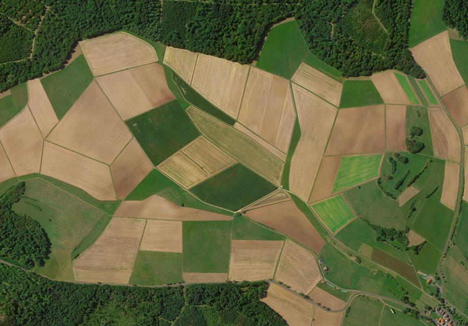 Luftbildaufnahmen Fotos und Videos mit der Drohne